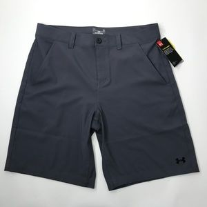 "Under Armour Fish Hunter 10"" Fit Shorts 34 AA00033"